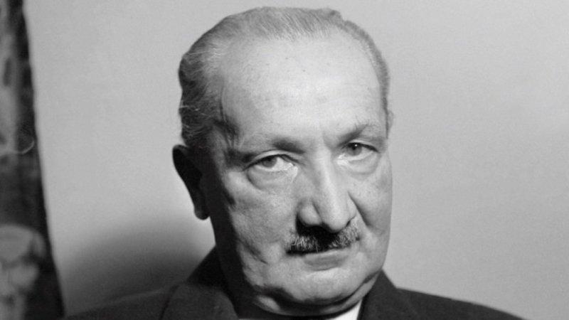 A questão do Ser na obra Ser e Tempo de Martin Heidegger